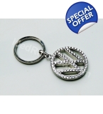 VW Passat Camper Crystallised Keyring Fob Car Accessorie