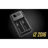 Nitecore i2 Intelligent Charger 2016 V..