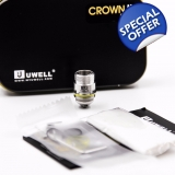 Uwell Crown 2/SE1 RBA Section