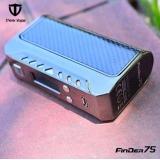 Think Vape Finder DNA75 Mod Royal Blue..