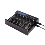 Xtar Queen Ant MC6 6 Bay Charger