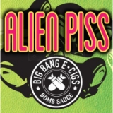 Alien Piss By Bomb Sauce 50ml 0mg Bott..