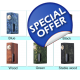 Stentorian & Wotofo Ram Squonk Box Mod - Updated Version - Free UK delivery