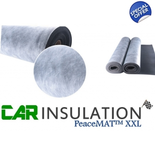 PeaceMAT™ XXL Vehicle Sound Deadening ..