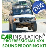 4x4 Soundproofing Kit-Large 4x4 Soundp..