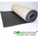 5m Roll 10mm Black Closed Cell Foam Wa..