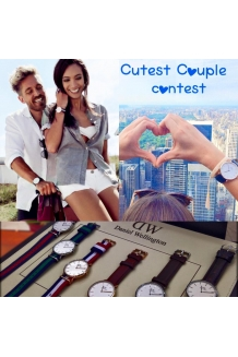 Cutest Couple Contest!