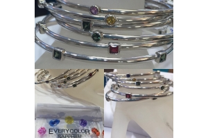 Stackable Bangle w/ Mul..