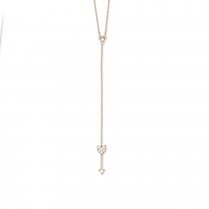 Arrow Lariat Necklace R..