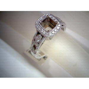 Diamond Semi-Mounting E..