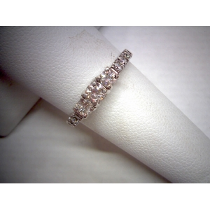 Estate White Gold Ring