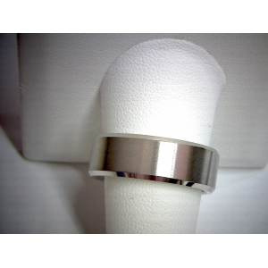 Satin Polished Band