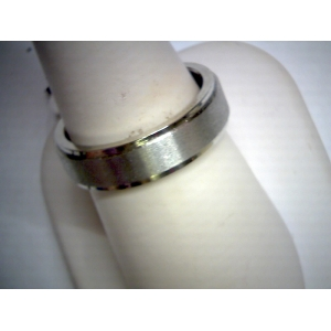 Stainless Steel Satin Finish Band