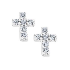 Sterling Silver Cross C..