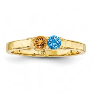 14K Mother's Ring