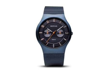 Titanium Bering Watch