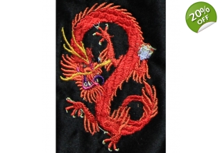 Red Dragon hoody