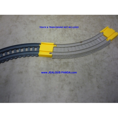New motorized Trackmaster Adapter Plastic to OLD Thomas ba..
