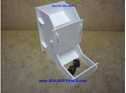 Universal Basic Knock Down DICE TOWER Roller. great for D&D RPG Star Wars Mini
