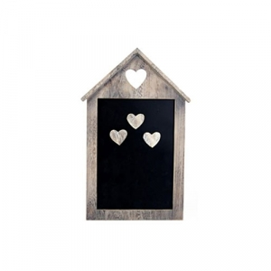 House Shaped Magnetic Chalkboard