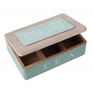 Tea Container Storage Box