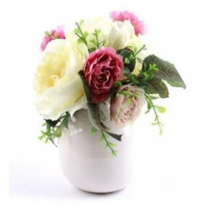 Faux Artificial Roses B..