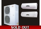 60000 Btu Dual Zone YMGI Mini Split A..