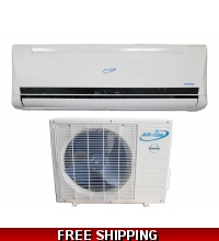 AirCon 24,000 Btu DC Inverter 22 Seer Mini Split Air Conditioner