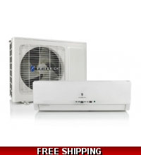 Friedrich 9,000 Btu 21.5 Seer 220v Mini Split Heat Pump AC M09YJ