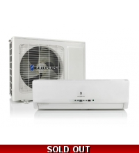 Do It Yourself 24,000 Btu Ductless Mini Split Heat Pump BR1224W3A