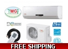 9000 Btu YMGI Mini Split 22 Seer 110v..