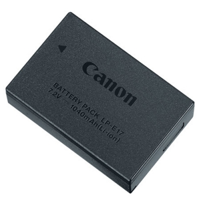 Canon Battery LP-E17