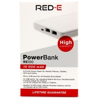 Red-E 10K mAh PowerBank RE100