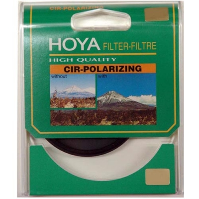 Hoya 55mm CPL Filter