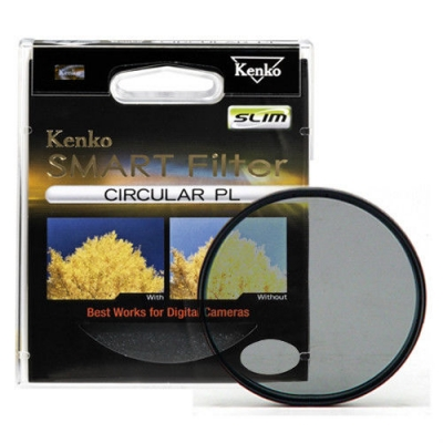 Kenko 82mm Smart CPL Filter
