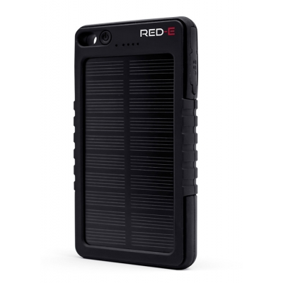 Red-E 7K mAh Solar Powerbank