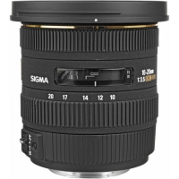 Sigma 10-20mm f3.5 EX DC HSM for ..