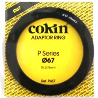 Cokin 67mm Adaptor Ring for P Ser..