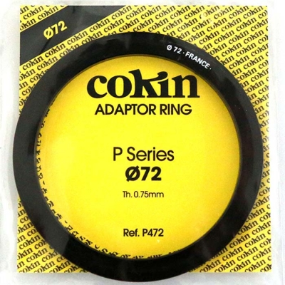 Cokin 72mm Adaptor Ring for P Series