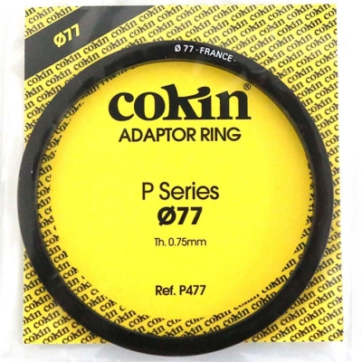 Cokin 77mm Adaptor Ring for P Series