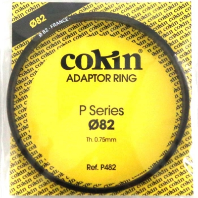 Cokin 82mm Adaptor Ring for P Series