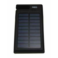 Red-E 8K mAh Solar Powerbank RS80