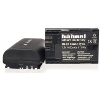 Hahnel HL-E6 Lithium Ion Battery ..