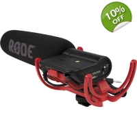 Rode VideoMic with Rycote Lyre Su..