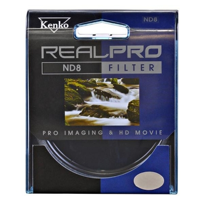 Kenko 77mm RealPro ND8 Filter