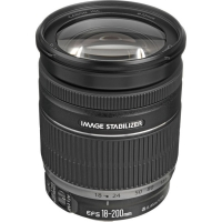 Canon EF-S 18-200mm F3.5-F5.6 IS ..
