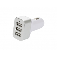 Red-E 3Port USB Car Charger 5.2A