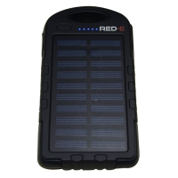 Red-E 4K mAh Solar PowerBank RS40