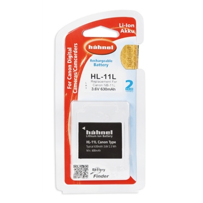 Hahnel HL-11L Lithium Ion Battery for Canon