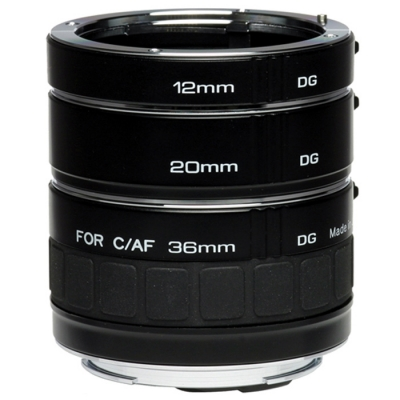 Kenko Digital Extension Tube set for Canon